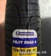 Lốp Michelin Pilot Road 4 120/70ZR17 cho Môtô phân khối lớn