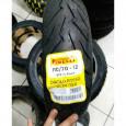 Lốp xe máy Pirelli 110/70-12 Diablo Rosso Scooter cho bánh trước xe Vespa Sprint, Vespa Primavera,...
