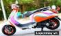 Thông số lốp xe Vespa Primavera bao nhiêu? Nên thay lốp nào tốt?