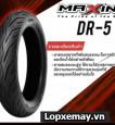 Lốp xe IRC Maxing DR-5 80/90-14 chính hãng Thái Lan cho AB, Click, Vario, Vision...