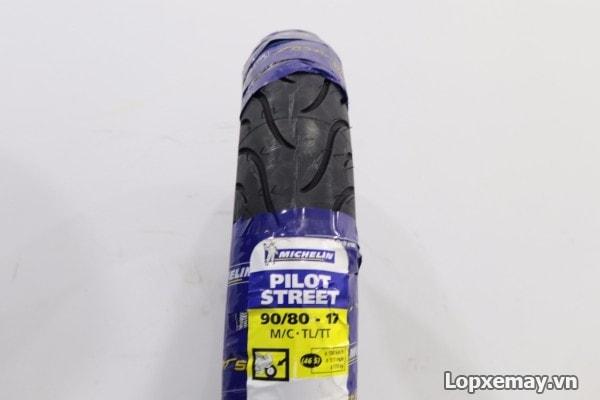 Lốp michelin pilot street 9080-17 cho fz winner - 1