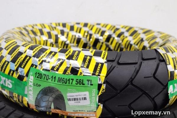 Lốp maxxis 12070-11 cho vespa lx - 1
