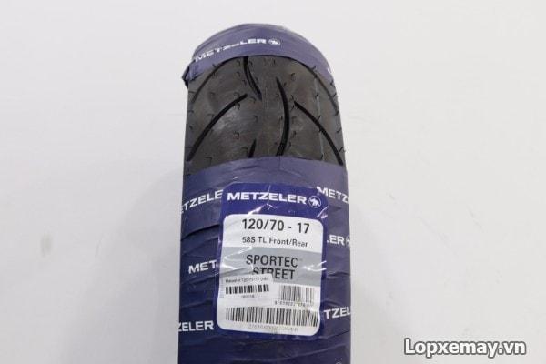 Lốp metzeler 12070-17 cho z800 ducati monster - 1