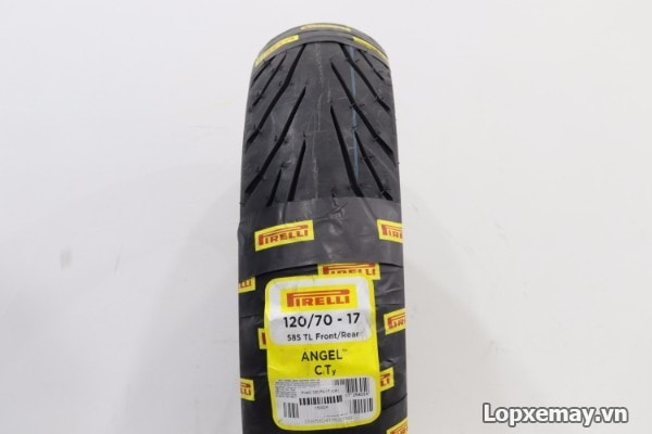 Lốp pirelli 12070-17 angel city cho cbr1000r bmw s1000rr - 1