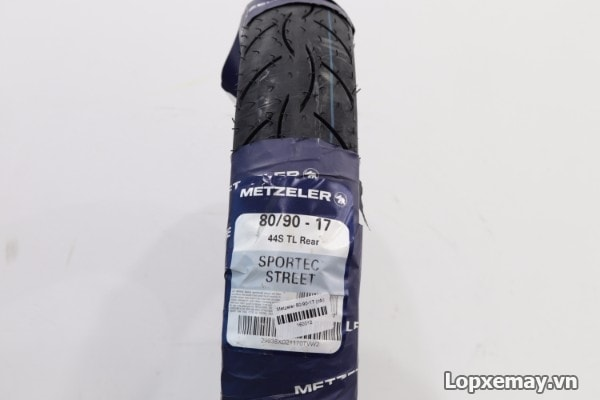 Lốp metzeler 8090-17 cho yaz axelo raider dream - 1