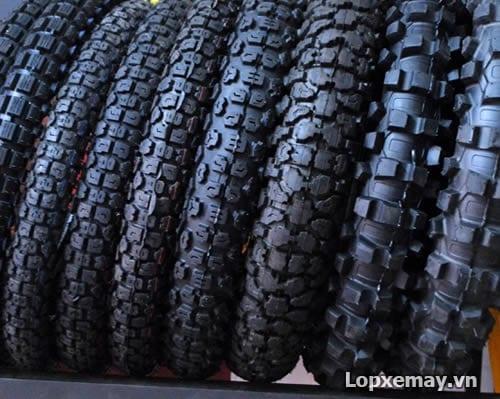 Cách phân loại vỏ xe máy và các loại lốp không săm phổ biến - 2