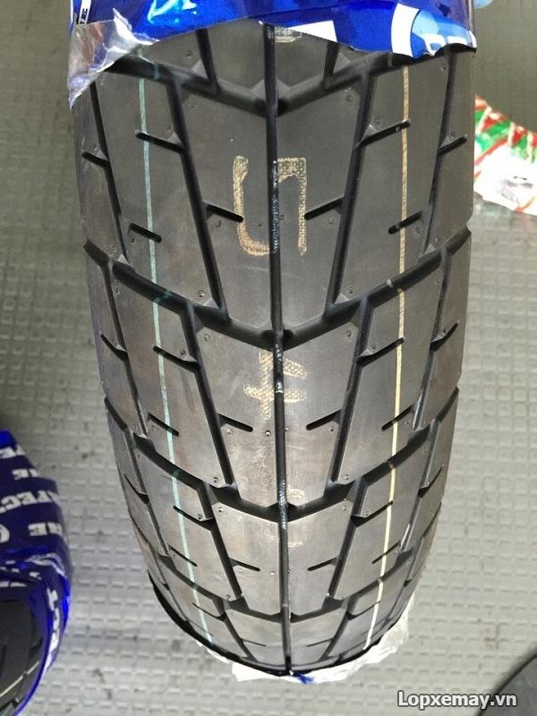 Lốp dunlop 10080-16 k330a cho sh shark - 1