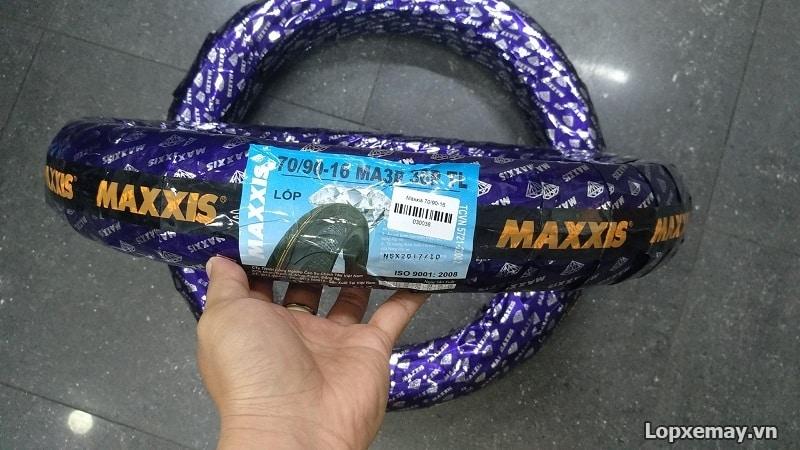 Lốp maxxis 7090-16 3d cho nouvo sx hayate impulse - 1