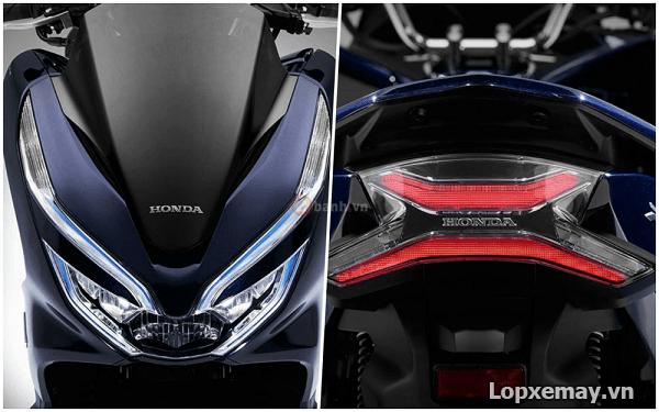 Thay lốp xe máy michelin cho pcx 2018 - 1