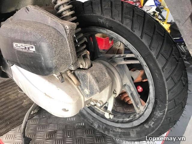 Pcx 2018 thay vỏ xe máy michelin có tốt không giá lốp xe pcx 2018 - 2