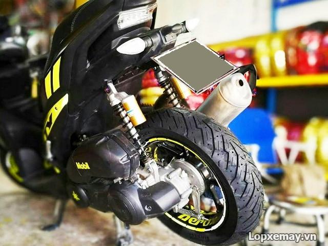 Lốp xe máy pirelli 14070-14 angle scooter cho gpx demon nvx pcx 2019 - 1