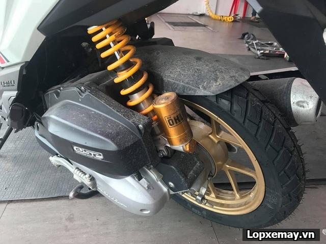 Honda vario 150 thay cặp vỏ michelin có tốt không giá bao nhiêu - 2
