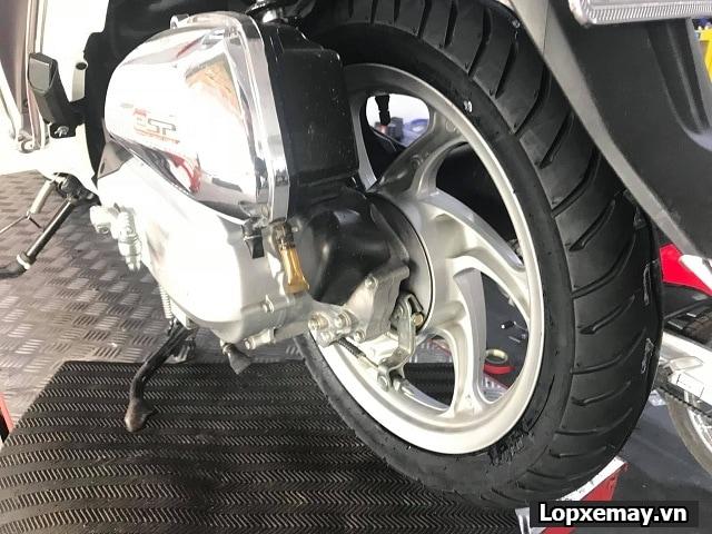 Vision lên cặp lốp dunlop có phù hợp không giá bao nhiêu - 3