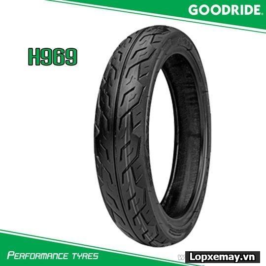 Vỏ xe goodride h969 9090-14 cho airblade click vario - 1