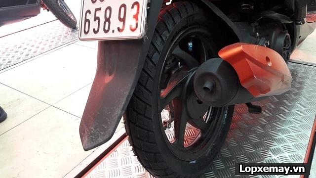 Honda vision thay cặp lốp michelin có phù hợp không giá bao nhiêu - 3