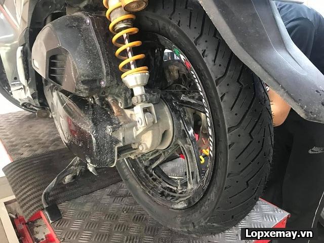 Sh 150i thay cặp vỏ pirelli có phù hợp không giá bao nhiêu tiền - 2