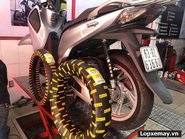 Tổng hợp các loại lốp xe máy tốt nhất dành cho honda sh150 - 5