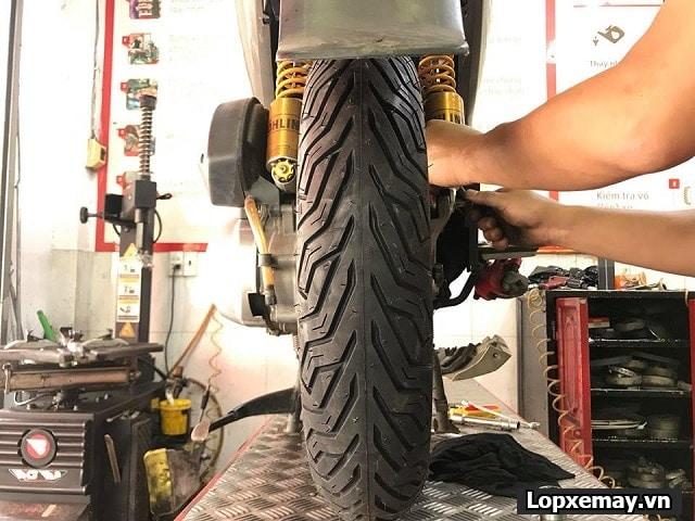 Tổng hợp các loại lốp xe máy tốt nhất dành cho honda sh150 - 2