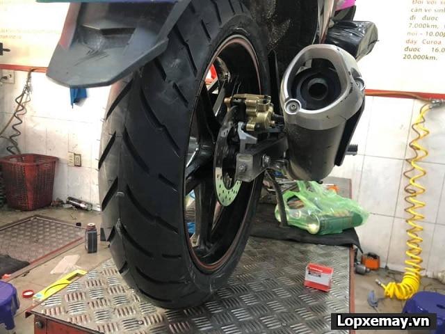 Tổng hợp các loại lốp xe máy cho yamaha exciter 150 - 4