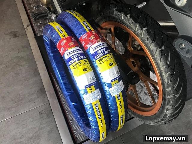 Tổng hợp các loại lốp xe máy tốt nhất cho raider fi - 2