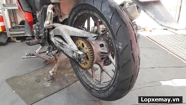 Tổng hợp lốp xe máy tốt nhất cho honda winner 150 - 5