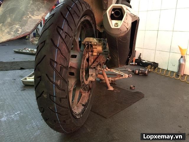 Tổng hợp lốp xe máy tốt nhất cho honda winner 150 - 6