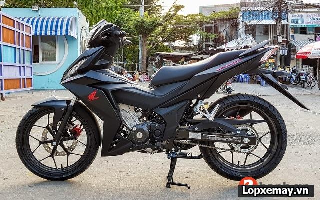 Tổng hợp lốp xe máy tốt nhất cho honda winner 150 - 1