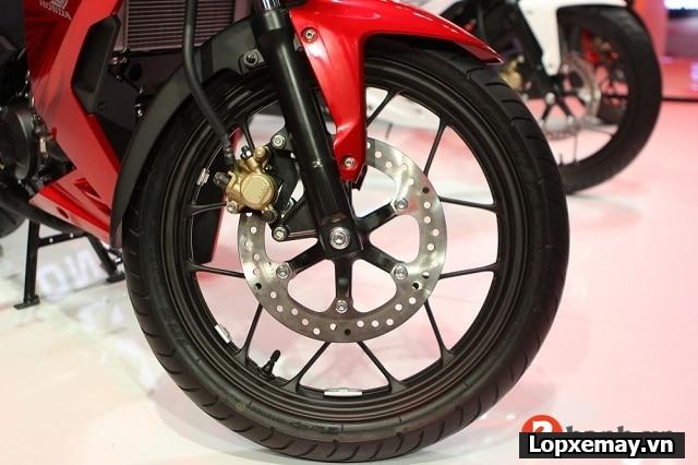 Tổng hợp lốp xe máy tốt nhất cho honda winner 150 - 2