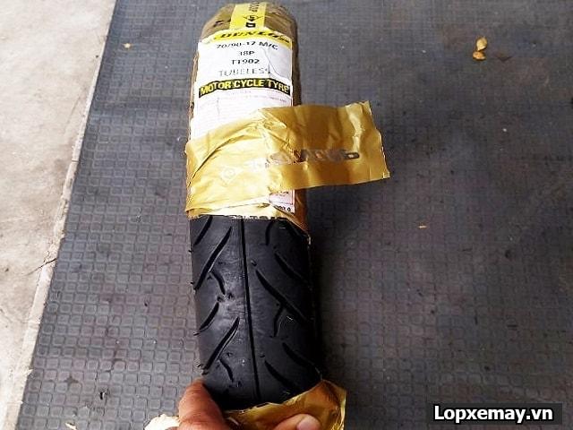 Tổng hợp lốp xe máy tốt nhất cho satria fi  - 4