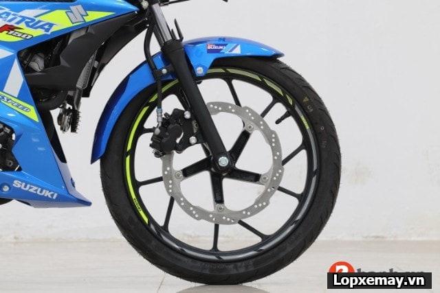 Tổng hợp lốp xe máy tốt nhất cho satria fi  - 2