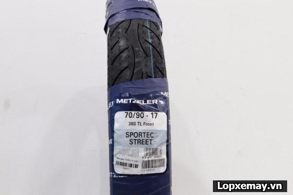 Tổng hợp lốp xe máy tốt nhất cho satria fi  - 5