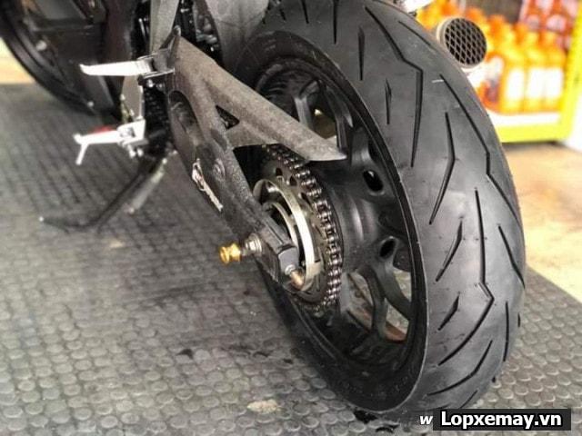 Lốp pirelli 15060-17 diablo rosso sport cho cbr500 r3 mt-03z300 - 2