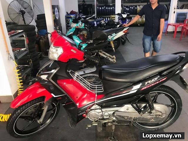 Tổng hợp lốp xe máy tốt nhất cho yamaha sirius fi - 1