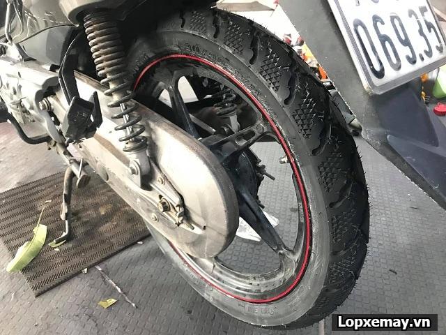 Tổng hợp lốp xe máy tốt nhất cho yamaha sirius fi - 4