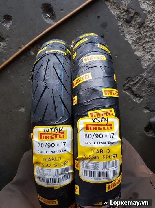 Tổng hợp lốp xe máy tốt nhất cho honda wave rsx - 6