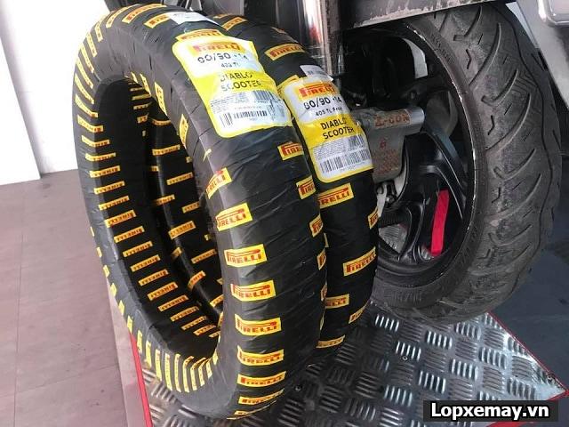Tổng hợp lốp xe máy cho honda vision fi - 5