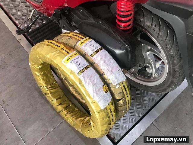 Tổng hợp lốp xe máy cho honda vision fi - 4