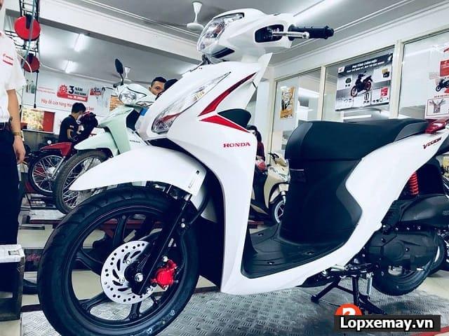 Tổng hợp lốp xe máy cho honda vision fi - 1