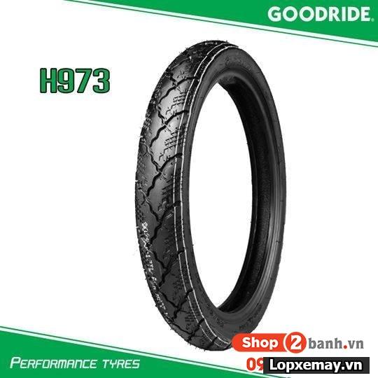 Vỏ xe goodride h973 10080-17 cho exciter 135winner xwinner 150exciter 150 - 1