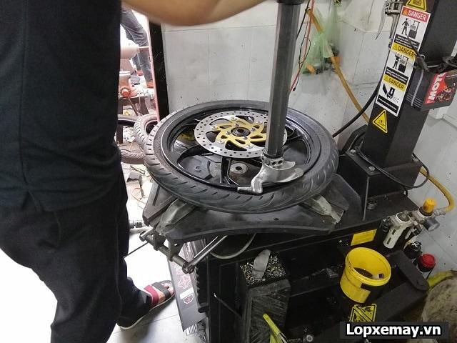 Thay lốp chính hãng cho xe exciter 150 ở đâu tại biên hòa - 7