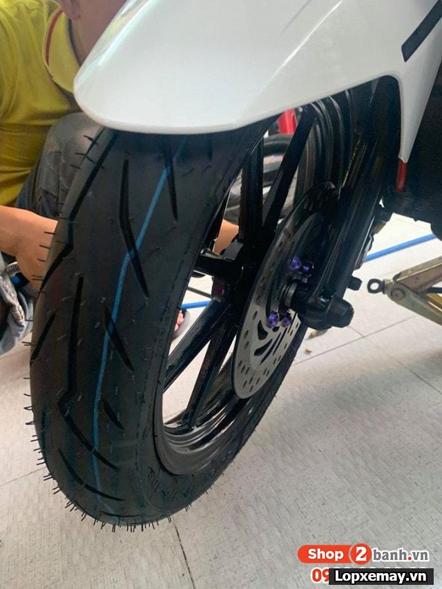 Lốp pirelli 7090-14 diablo rosso sport cho air blade click - 2