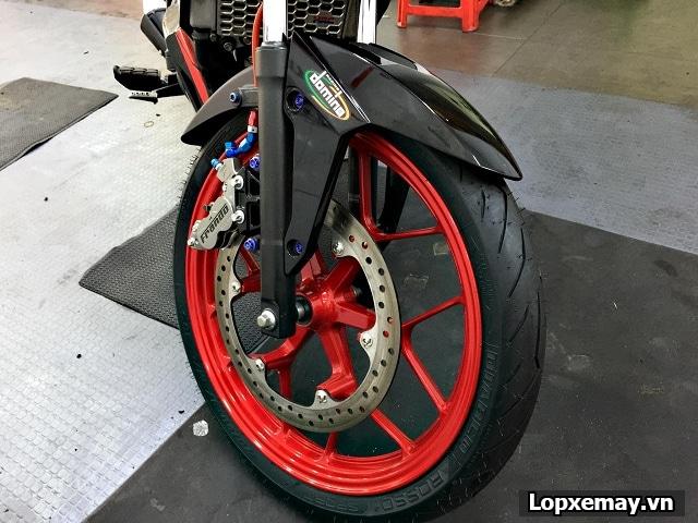 Thay lốp pirelli cho honda sonic 150 có tốt không - 3