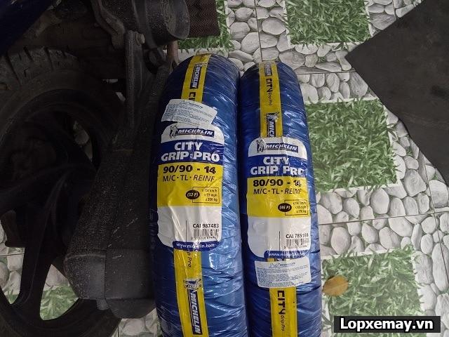 Tổng hợp lốp xe máy tốt cho honda airblade 2020 - 3
