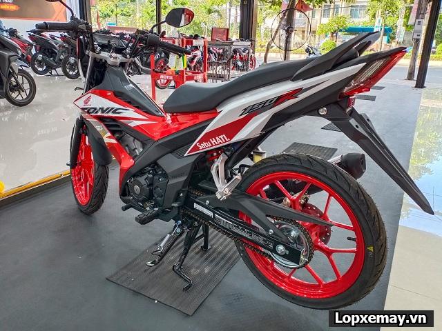 Tư vấn lốp xe máy tốt nhất cho sonic 150 2020 - 1