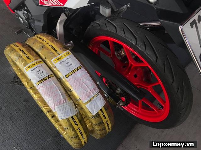 Tư vấn lốp xe máy tốt nhất cho sonic 150 2020 - 4