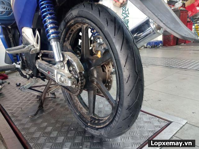 Lốp xe future 125 có ruột không nên thay lốp nào phù hợp - 5