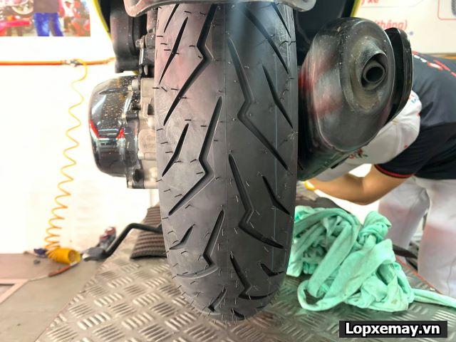 Thông số lốp xe vespa primavera bao nhiêu nên thay lốp nào tốt - 2
