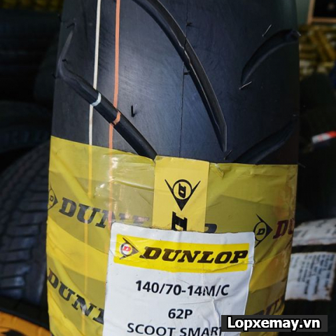Vỏ dunlop 14070-14 scoot smart cho nvx  - 1