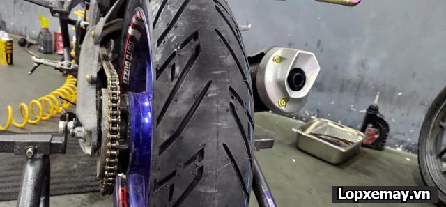 Tổng hợp các loại lốp xe máy tốt nhất cho exciter 155 - 2