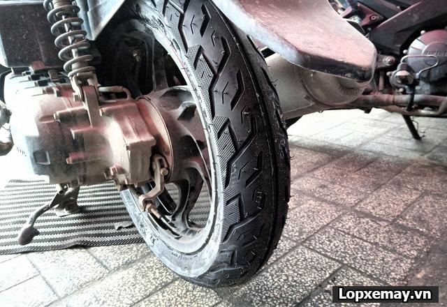 Lốp chống trượt cho xe air blade đi trong mùa mưa an toàn - 8